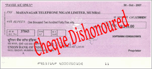 Cheque Bounce Case Lawyer in Delhi